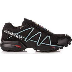 Buty sportowe damskie: Salomon Buty damskie Speedcross 4 GTX W Black/Black/Metallic r. 36 2/3 (383187)