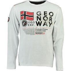 """T-shirty męskie z nadrukiem: Koszulka """"Jasado"""" w kolorze białym"""