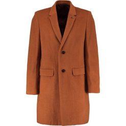 Burton Menswear London CHESTERFIELD Płaszcz wełniany /Płaszcz klasyczny camel. Brązowe płaszcze na zamek męskie Burton Menswear London, m, z materiału, klasyczne. Za 529,00 zł.