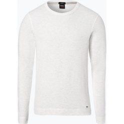 T-shirty męskie: BOSS Casual – Męska koszulka z długim rękawem – Tempest, czarny
