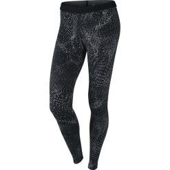 Legginsy we wzory: legginsy sportowe damskie NIKE LEG-A-SEE LEGGING ALLOVER PRINTED / 804049-010 – NIKE LEG-A-SEE LEGGING ALLOVER PRINTED