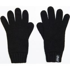 Rękawiczki - Czarny. Czarne rękawiczki męskie Cropp. Za 29,99 zł.