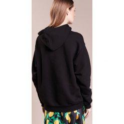 Bluzy rozpinane damskie: Lovechild CHRISTINE Bluza z kapturem black