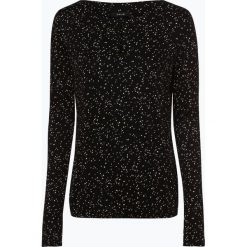 Opus - Damska koszulka z długim rękawem – Saskiana, czarny. Czarne t-shirty damskie Opus. Za 179,95 zł.