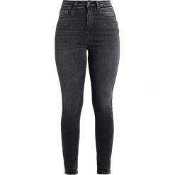 Only Petite ONLPOSH  Jeans Skinny Fit dark grey. Szare rurki damskie Only Petite, petite. Za 209,00 zł.