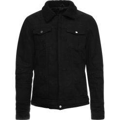 Be Edgy BEKELVYN D Kurtka jeansowa black used. Niebieskie kurtki męskie jeansowe marki Be Edgy, l. Za 629,00 zł.