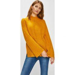 Answear - Sweter. Szare swetry klasyczne damskie marki ANSWEAR, s, z dzianiny. W wyprzedaży za 79,90 zł.