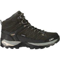Buty trekkingowe męskie: Campagnolo Buty męskie Rigel Mid Trekking Wp Arabica/Sand r. 43