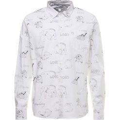 Soulland SCHOGGO Koszula white. Niebieskie koszule męskie marki Polo Ralph Lauren, m, z bawełny, polo. Za 669,00 zł.