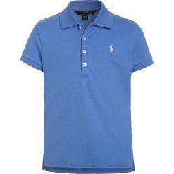 Polo Ralph Lauren Koszulka polo harbor island blue. Niebieskie t-shirty chłopięce Polo Ralph Lauren, z bawełny. Za 129,00 zł.