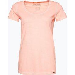 Odzież: BOSS Casual – T-shirt damski – Tahiras, czerwony