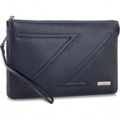 Torebka WITTCHEN - 87-3U-204-7  Granatowy. Niebieskie torebki klasyczne damskie marki Wittchen, ze skóry. W wyprzedaży za 279,00 zł.
