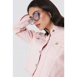 Okulary przeciwsłoneczne damskie: Le Specs Okulary przeciwsłoneczne Enchantress – Blue