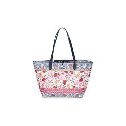 Torby shopper Desigual  BOLS_ARIA CAPRI. Niebieskie shopper bag damskie Desigual. Za 261,75 zł.