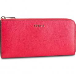 Duży Portfel Damski FURLA - Babylon 1001073 P PS13 B30 Ruby. Czerwone portfele damskie Furla, ze skóry. Za 620,00 zł.