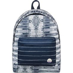 """Plecaki damskie: Plecak """"Beyoung"""" w kolorze biało-granatowym – 11,75 x 17 x 6 cm"""