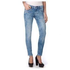 Pepe Jeans Jeansy Damskie Ripple 30/28 Niebieski. Niebieskie jeansy damskie marki Pepe Jeans. W wyprzedaży za 230,00 zł.