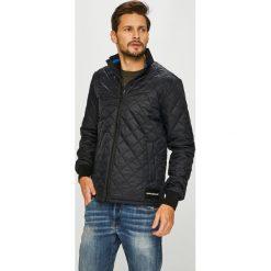 Calvin Klein Jeans - Kurtka. Czarne kurtki męskie jeansowe marki Calvin Klein Jeans, l. Za 799,90 zł.