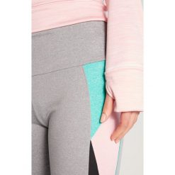 Legginsy: Esprit Sports PANT EDRY LEG WITH COLOURBLOCK Legginsy medium grey