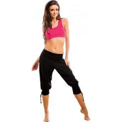 Gwinner Spodnie FANTASIA Nair czarny L (420805010000-L). Czarne spodnie sportowe damskie marki Gwinner, l. Za 59,32 zł.