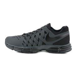 Nike Buty Treningowe Lunar Fingertrap Tr Grey 41. Szare buty sportowe męskie Nike, z gumy, na fitness i siłownię. W wyprzedaży za 239,00 zł.