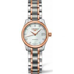 ZEGAREK LONGINES MASTER COLLECTION. Niebieskie zegarki damskie LONGINES, ze stali. Za 7560,00 zł.