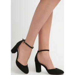 Buty ślubne damskie: Czółenka z zapięciem na kostce