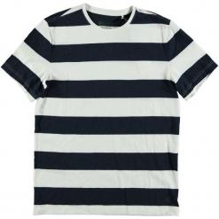 Mustang T-Shirt Męski, L, Ciemnoniebieski. Czarne t-shirty męskie marki Mustang, l, z bawełny, z kapturem. Za 148,00 zł.