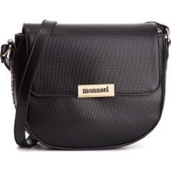 Torebka MONNARI - BAG2820-020 Black. Czarne torebki klasyczne damskie Monnari, ze skóry ekologicznej. W wyprzedaży za 169,00 zł.