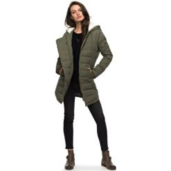 Płaszcze damskie: Roxy GLASSY Płaszcz zimowy dusty olive