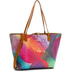 Torebka DESIGUAL - 18WAXPAD 3016. Brązowe torebki klasyczne damskie Desigual, ze skóry ekologicznej. W wyprzedaży za 249,00 zł.