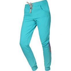 Spodnie dresowe damskie: Feelj Spodnie damskie Kangoo morskie r. S