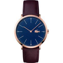 Lacoste - Zegarek 2010871. Niebieskie zegarki męskie Lacoste, szklane. Za 799,90 zł.