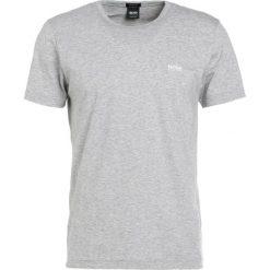 T-shirty męskie: BOSS Green TEE Tshirt basic grey melange