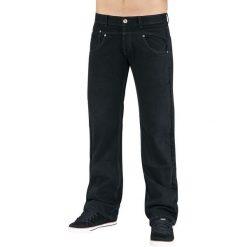 Forplay Stan Jeansy czarny. Czarne jeansy męskie Forplay, z jeansu. Za 164,90 zł.