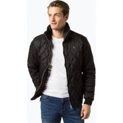 G-Star - Męska kurtka pikowana, czarny. Czarne kurtki męskie pikowane marki G-Star, l, eleganckie, z kapturem. Za 449,95 zł.