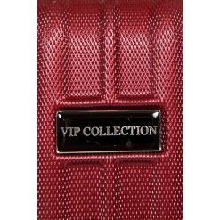 VIP COLLECTION - Walizka 16 L. Czarne walizki marki Brugi. W wyprzedaży za 119,90 zł.