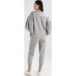Ted Baker FULL SLEEVE  Bluza light grey. Szare bluzy rozpinane damskie Ted Baker, z bawełny. W wyprzedaży za 356,95 zł.