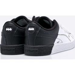 Buty sportowe chłopięce: Puma – Buty dziecięce JL Basket V PS