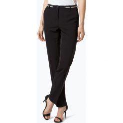 Bryczesy damskie: Cambio - Spodnie damskie – Sidney, czarny