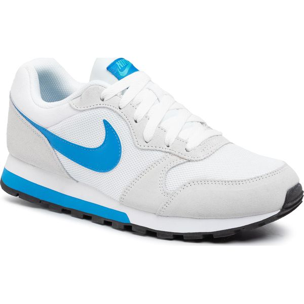 Buty NIKE Md Runner 2 749794 144 WhitePhoto BlueGamma Blue