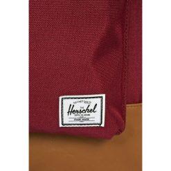 Herschel - Plecak. Brązowe plecaki męskie Herschel, w paski, z materiału. Za 299,90 zł.