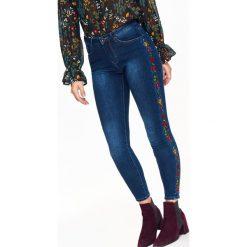 Spodnie damskie: SPODNIE DŁUGIE DAMSKIE 5POCKET, SKINNY