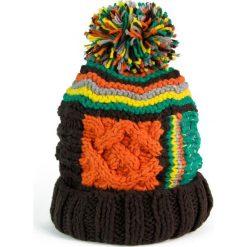 Czapka damska uratuj kolory w zimie czarna. Czarne czapki zimowe damskie marki BIG STAR, z gumy. Za 36,52 zł.