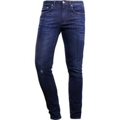 Jeansy męskie: Won Hundred SHADY A DARK FAVOURITE Jeansy Slim Fit dark blue denim