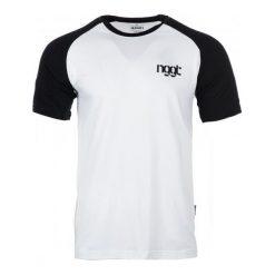 T-shirty męskie: Nugget T-Shirt Męski Asset 2 Xl Biały