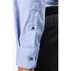 Koszule męskie na spinki: Eterna SLIM FIT AUSPUTZ Koszula hellblau