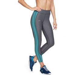 Spodnie sportowe damskie: Under Armour Spodnie damskie Ankle Crop Q1 szare r. L (1305430-019)