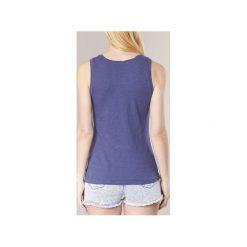 Topy na ramiączkach / T-shirty bez rękawów Roxy  BILLY TWIST. Białe topy damskie marki Roxy, l, z nadrukiem, z materiału. Za 62,30 zł.