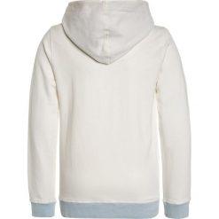 Petrol Industries HOODED Bluza z kapturem chalk white. Białe bluzy chłopięce rozpinane Petrol Industries, z bawełny, z kapturem. W wyprzedaży za 152,10 zł.